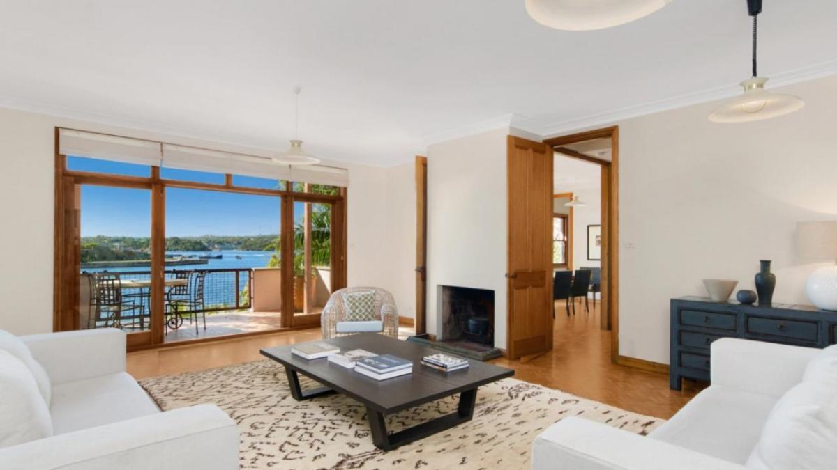 Balmain Waterfront Holiday Home Views