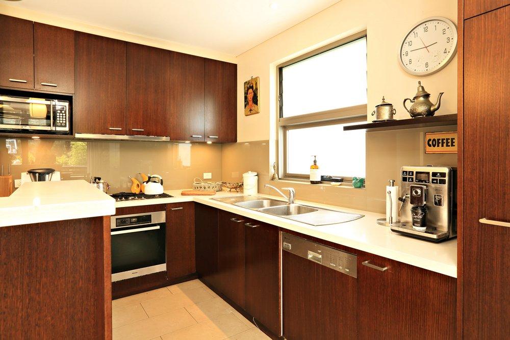 Beach Holiday House North Manly Sydney Kitchen Area