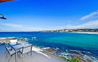Bondi Beach Holiday Penthouse Apartment Views