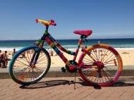 Crochet bike