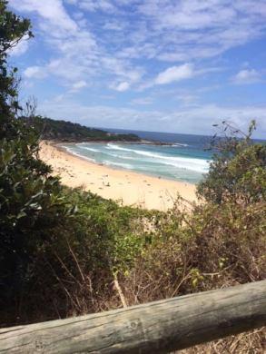 freshwater beach Sydney