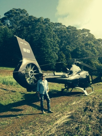 Helicopter Tours Northern Beaches Sydney