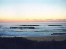 sunrise at the beach sydney