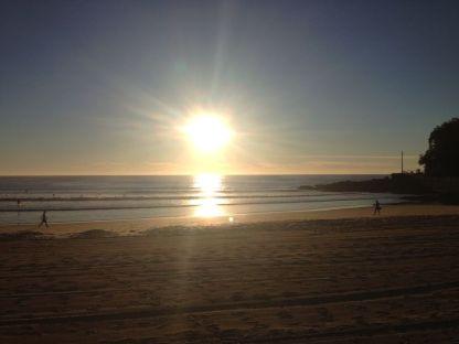 Manly Sunrise 3.6.14