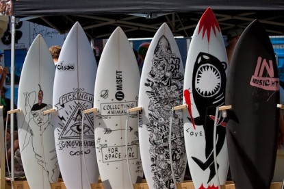 Manly Surfboards