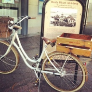 Manly Wharf Bike