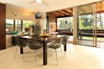 North Manly Holiday Home Dining Area Sydney Australia