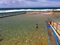 Northern Beaches Sydney Rock Pool