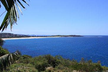 View from balacony