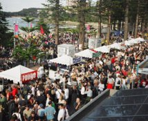 manly food and wine festival