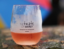 Wine glass_Taste of Manly 2012