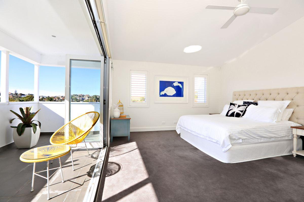 Modern Beach Haven Bedroom 3