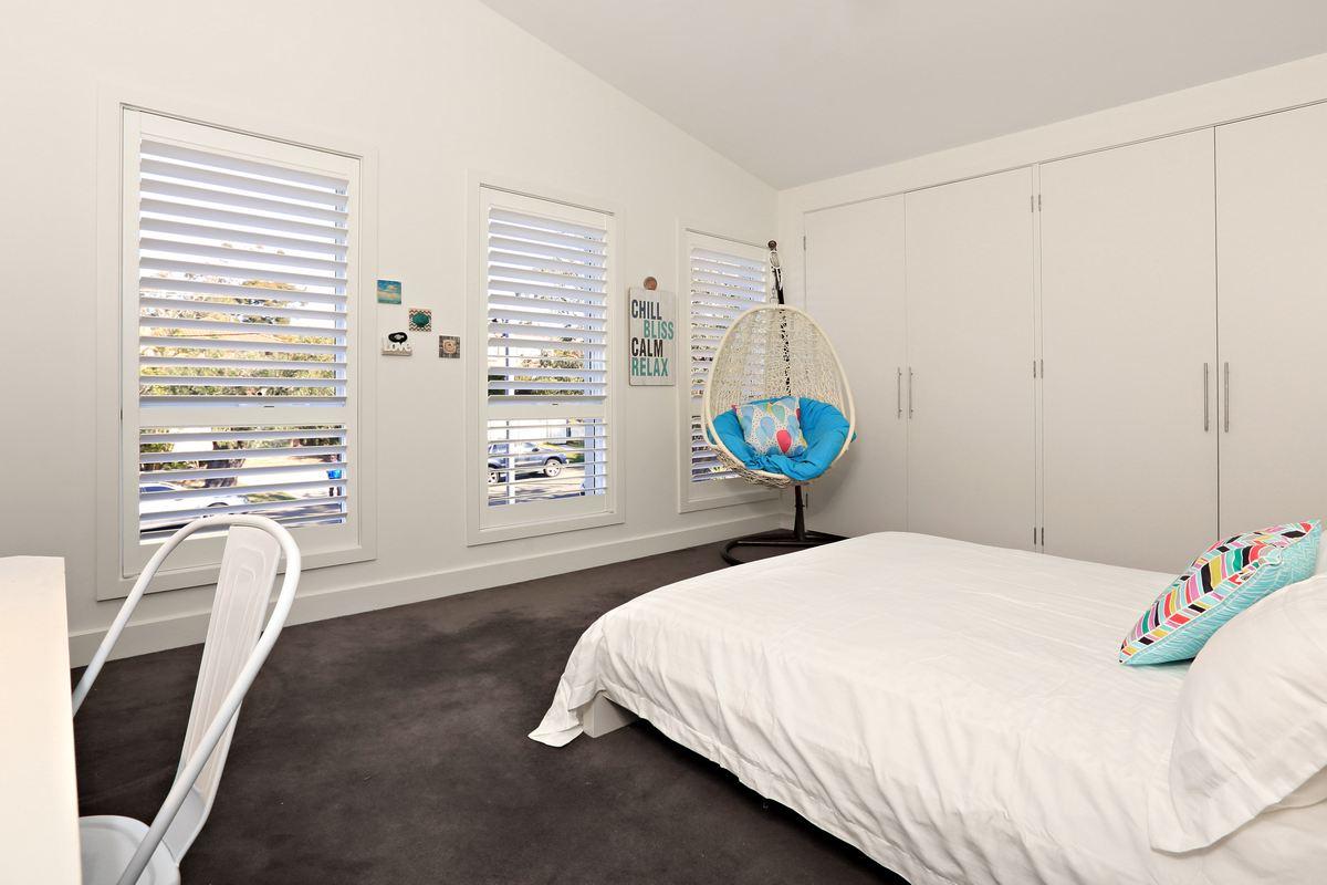 Modern Beach Haven Bedroom 1