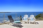 Amazing water views from vacation penthouse sydney beaches