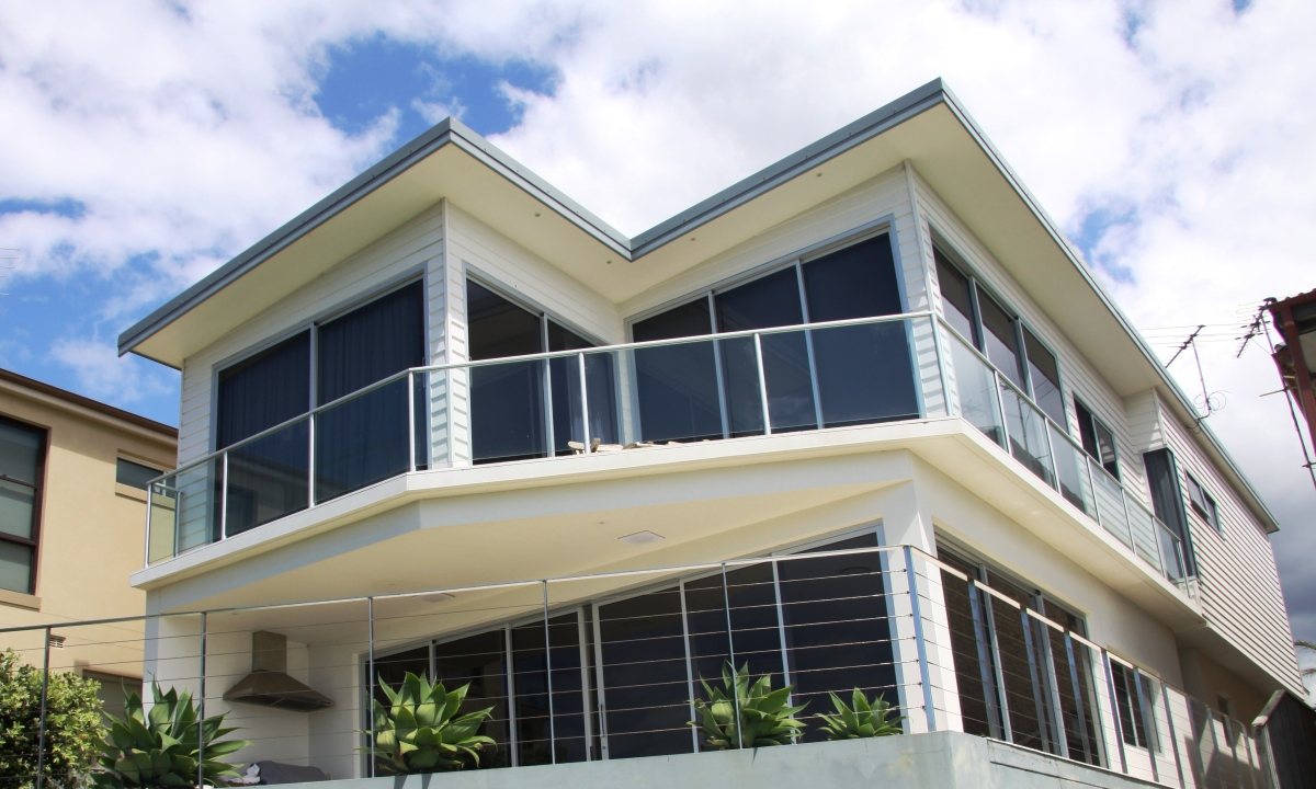 Holiday Home exterior Dee Why Beach Clifftop