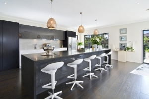Large Kitchen Vacation Home Beach Bliss Sydney
