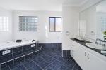 Spa bathroom beach bliss holiday home australia