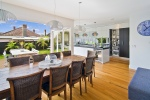 Vacation Home Manly Beach Sydney Dining Room