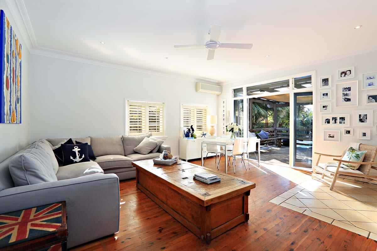 Sydney Beaches Holiday House - Freshwater Queenslcliffe
