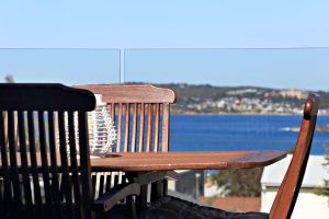 amazing views at Headland Hideaway Holiday Home Sydney