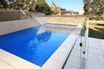 Modern swimming pool luxury holiday home curl curl beach sydney