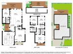 Floor Plan Manly Beach Sydney House for Holiday Rent