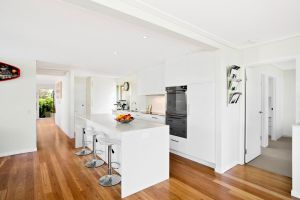 Modern Kitchen at Manly Beach Holiday Rental Sydney