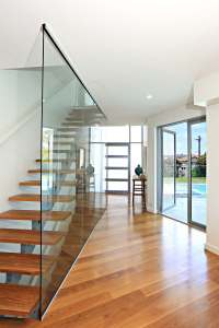Chic interiors Waterfront Elegance Vacation Rental Sydney Beaches